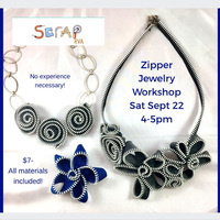 Zipper Jewelry Workshop