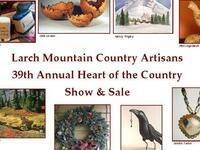 Larch Mountain Country Artisans' Heart of the Country Show and Sale