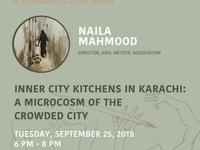 Visiting Artist | Naila Mahmood