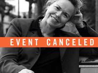 CANCELED: Susan Stewart