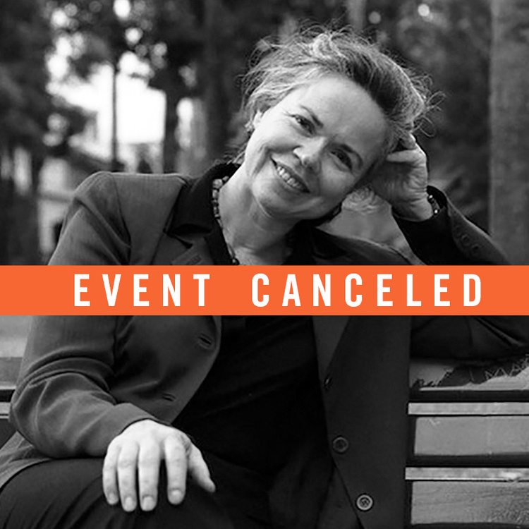 CANCELED: Susan Stewart