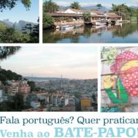 Bate-papo: Portuguese Conversation Hour