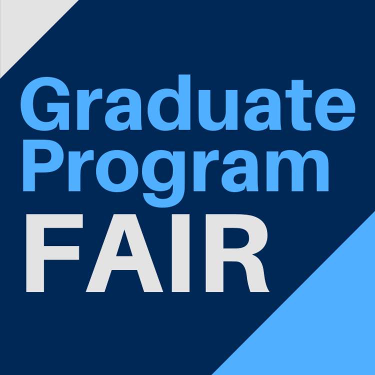 Graduate Program Fair at University Center