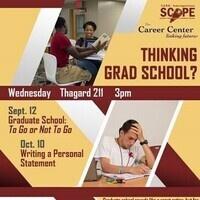 Thinking Grad School?