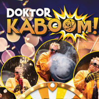 Doktor Kaboom and the Wheel of Science