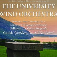 University Wind Orchestra (UMA) - Ticketed