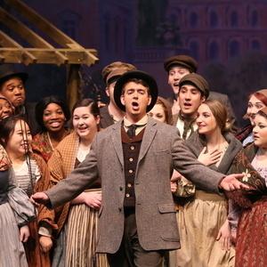 "Bowling Green Opera Theater: Handel's ""Semele"""