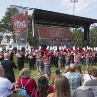 Homecoming Alumni Village