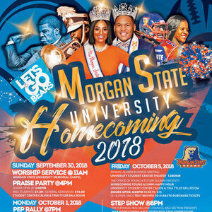 2018 Homecoming Week