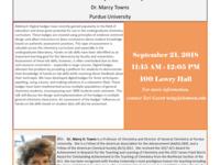 Marcy Towns Seminar