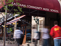 Eastman Community Music School Showcase