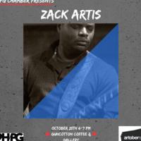 HPG Chamber Presents: Zack Artis