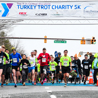 Towson Y Turkey Trot Charity 5K