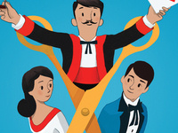 POGO's The Barber of Seville: Tigard Public Library