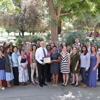 UCR Inaugural Healthy Campus Celebration
