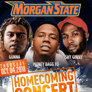 Morgan State 2018 Homecoming Concert!!