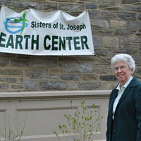 Lunch Conversation on Creation Care with Sister Mary Elizabeth Clark, S.S.J.