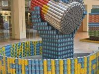 Canstruction Portland
