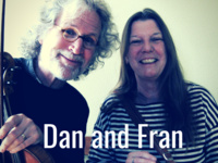 Celtic Community Night featuring Dan and Fran