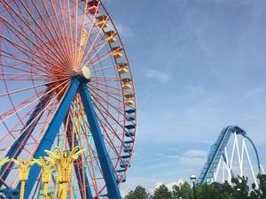 A Trip to Cedar Point