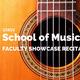 Patron of the Arts: Faculty Showcase Recital