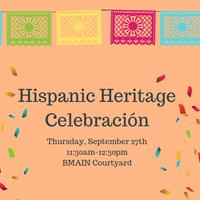 Hispanic Heritage Celebración