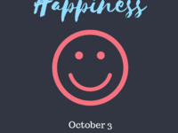 Wellness Wednesday- Happiness