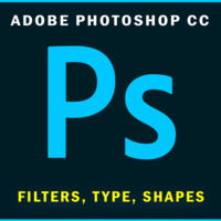 Photoshop: Filters, Type, and Shapes Essentials