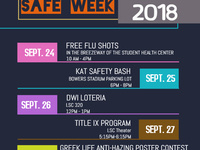 Flu Shot Clinic- SAFE Week