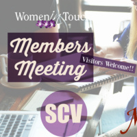 Women in Touch Members Meeting