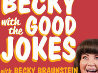 Becky with the Good Jokes at All Jane Comedy Festival