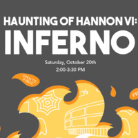 Haunting of Hannon VI: Family Version