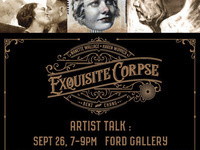 Exquisite Corpse: Artist Talk with Nanette Wallace, Karen Wippich and Benz & Chang