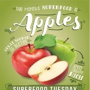 Superfood Tuesday: Apple