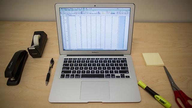Lifelong Learning: Microsoft Excel 2016 Level I at University Center