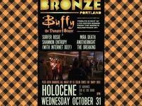 Halloween at The Bronze: Buffy The Vampire Slayer Tribute Event