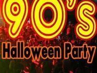 '90s Halloween Party at Crystal Ballroom