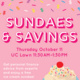 Sundaes and Savings