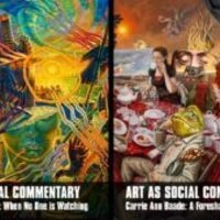 A Night in Quincy – Art as Social Commentary Opening