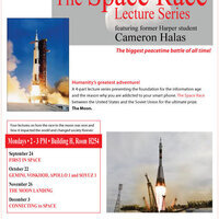 The Space Race Lecture Series