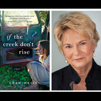 Literary Virginia Book Group - If the Creek Don't Rise by Leah Weiss