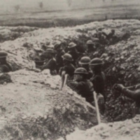 Dug In: Experiential WWI Trench
