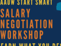 AAUW Start Smart Salary Negotiation Workshop