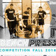 UREC Bench Press Competition