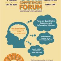 3rd Annual Core Competencies Forum
