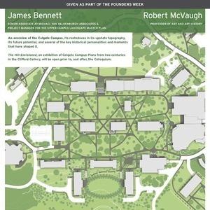 Arts and Humanities Colloquium:  James Bennett and Robert McVaugh