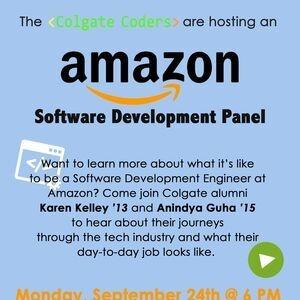 Amazon Software Development Panel