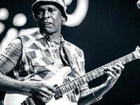 Vernon Reid's Band of Gypsys Revisited Band (Late Show)