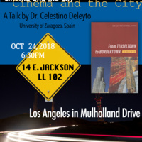 Cinema and the City: Los Angeles in Mulholland Drive
