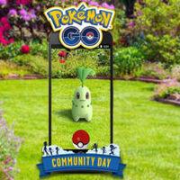 Pokémon Go Chikorita Community Day